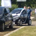 Renault Zoe, Twizy und Hyundai Ioniq