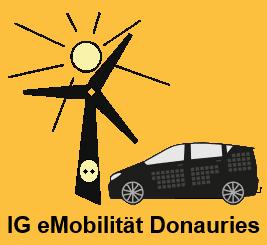 Logo WhatsApp-Gruppe eMoDoRi - SionFreunde ©emobilitaet-donauries.de
