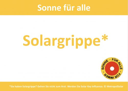 Solargrippe