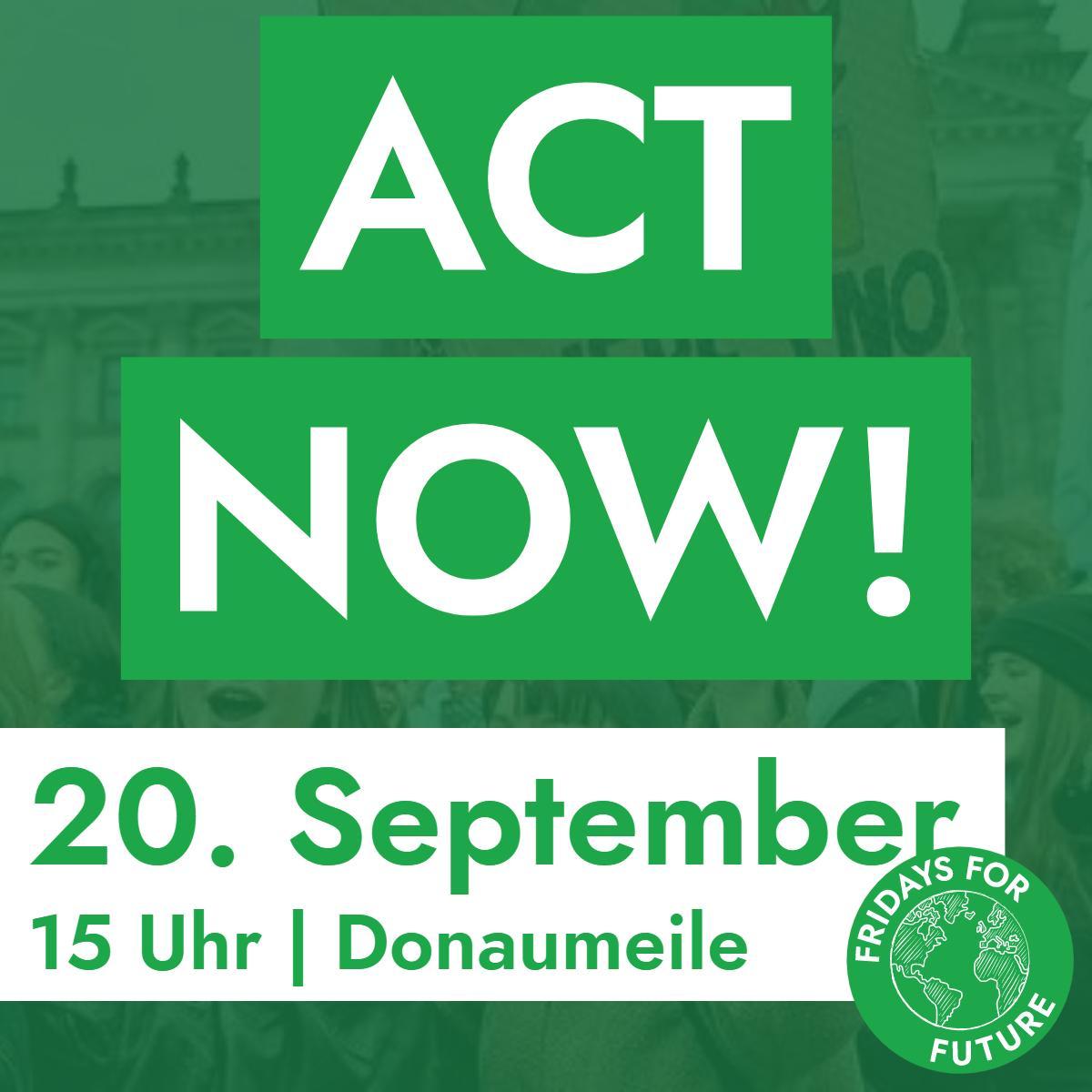 FFF Donauwörth - teilen und verbreiten